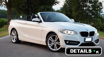 Rent a BMW 220 2 series in Italy