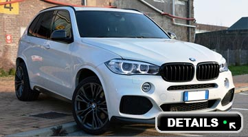 Rent a BMW X5 in Italy