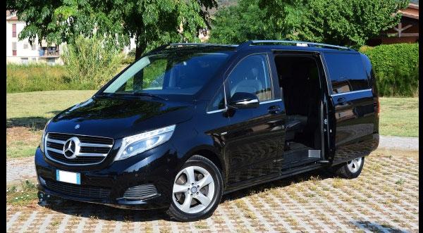 7 Seater And Minivan Milan Italy