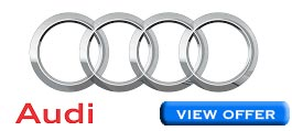 Audi rental in Florence Italy