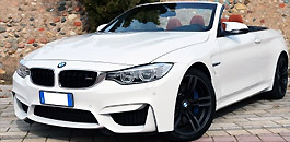 Rent a BMW M4 in Florence Italy