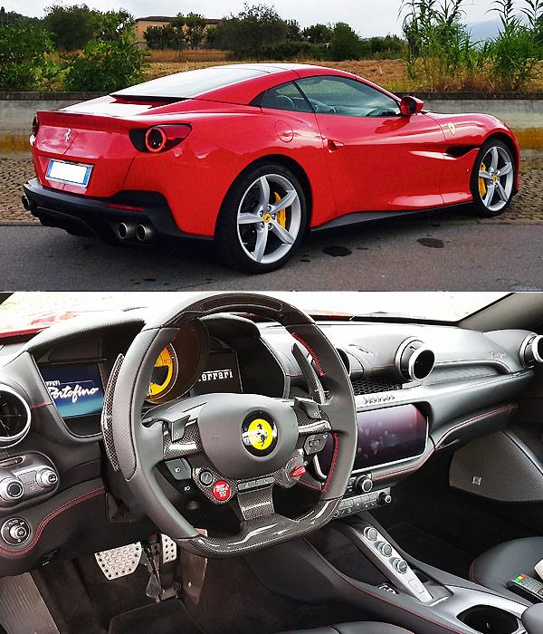 Ferrari Portofino: Rent A Ferrari Portofino Italy, Compare Price Karisma