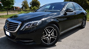 Mercedes E Class Rent in Florence