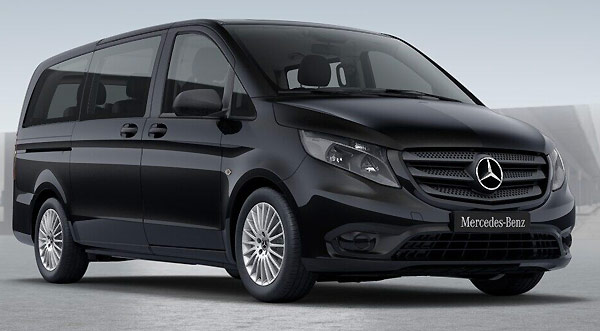 Rent a Mercedes Viano
