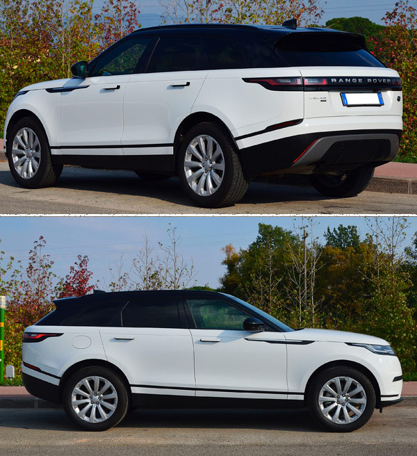 Rent A Range Rover Velar Italy