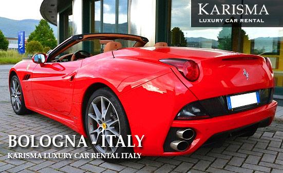 luxury car from bologna  Luxury car rental Bologna Italy Karisma Luxury Car Rental