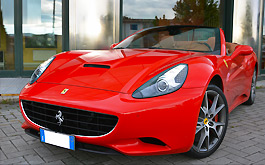 Price rent Ferrari California