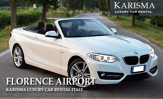 florence airport car rental italy karisma luxury car. Black Bedroom Furniture Sets. Home Design Ideas