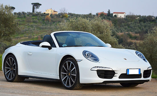rent a porsche 911 italy| karisma luxury car rental italy